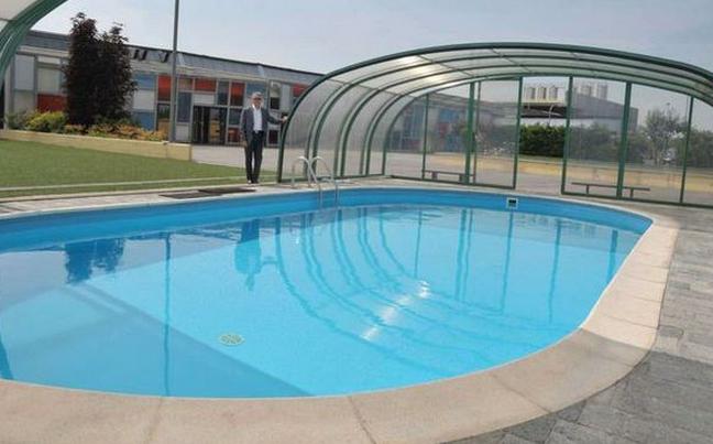 piscina sede Arcoplex bergamo