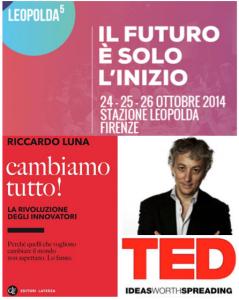 Leopolda Renzi il nostro TED